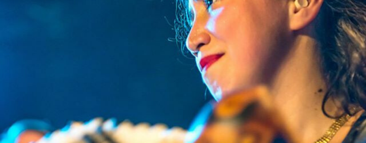 Polyrythmies de Percussions Mineures avec Veronica Campos
