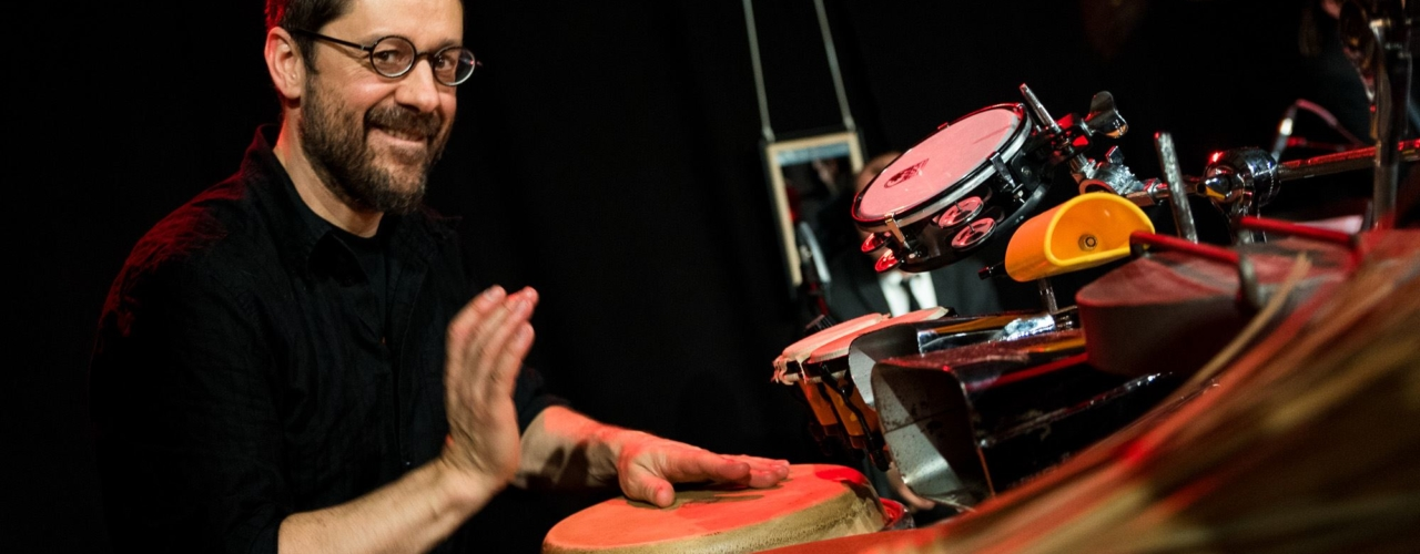 Weekend rythmique avec Manu Lurquin